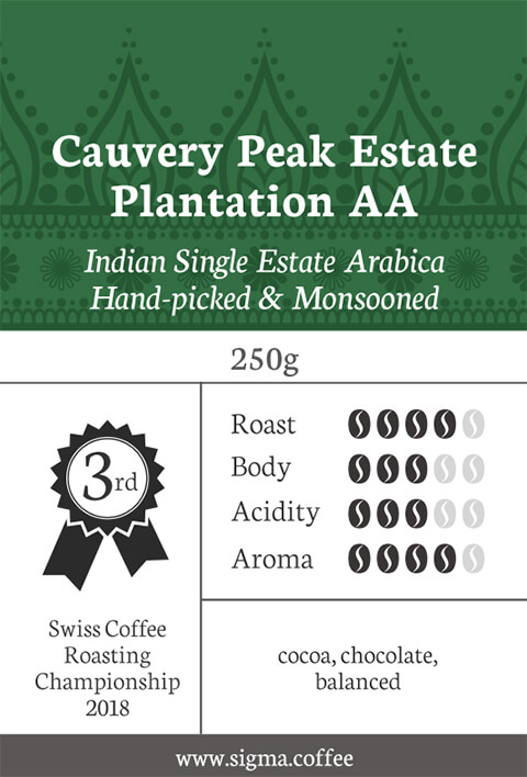 Cauvery Peak Estate