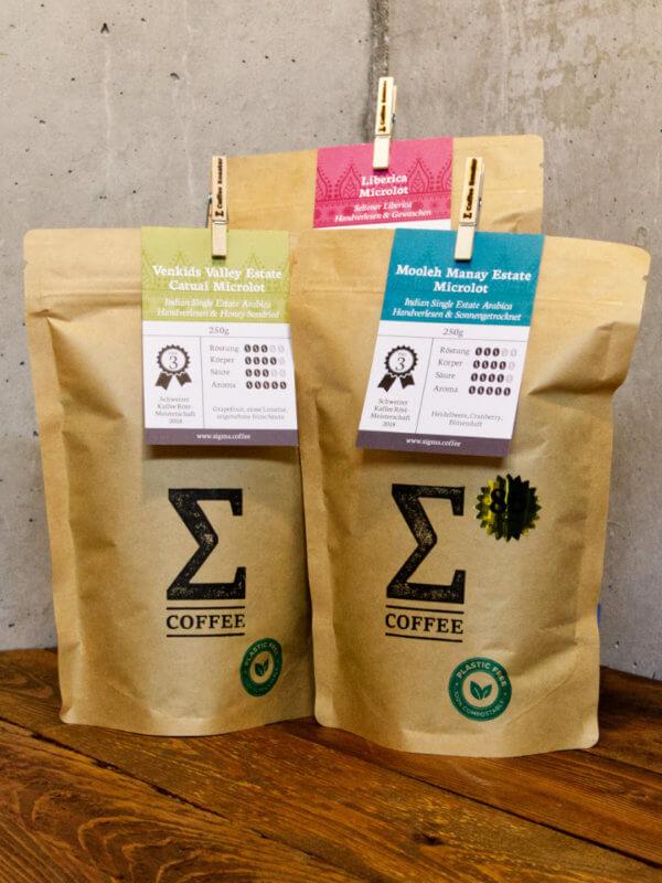 Trio Microlots Coffee